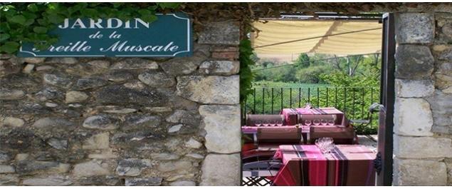 Restaurant La Treille Muscate - Cliousclat - Drôme