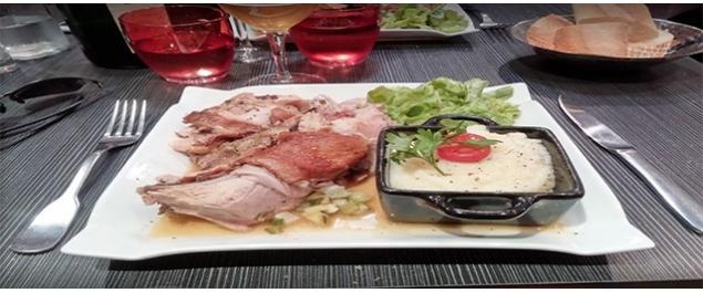 Restaurant La Gourmandine - Pont-Audemer