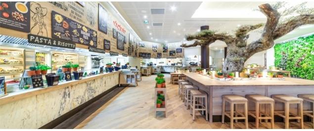 Restaurant Vapiano La Défense - Puteaux