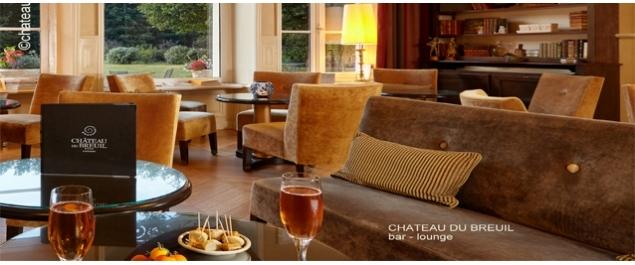 Restaurant Château du Breuil Cheverny **** - Cheverny