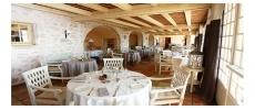 Le Restaurant de l'Hôtel Abbaye de Sainte Croix Gastronomique Salon-de-Provence