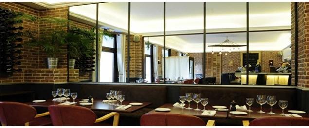 Restaurant Les Sens - Nice