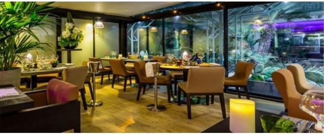 Restaurant Les Jardins du Capitole - Nice