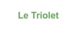 Restaurant Le Triolet
