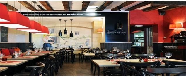 Restaurant La Maison des Halles - Tours