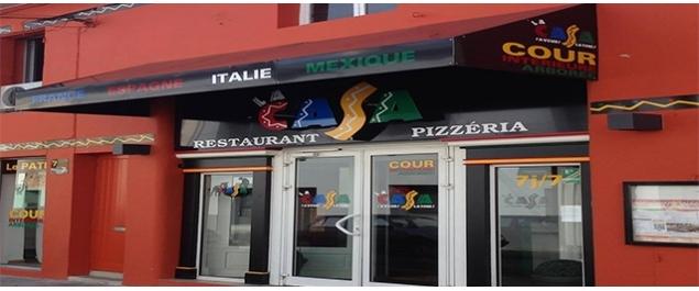 Restaurant La casa - Mont-de-Marsan