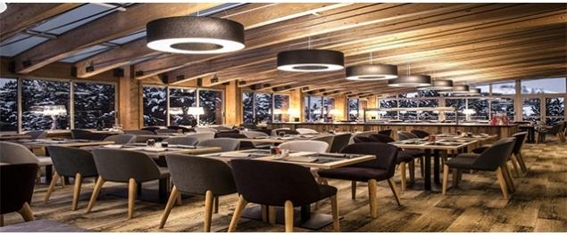 Restaurant Le Gypaete (Le Pic Blanc****) - Alpe d'Huez