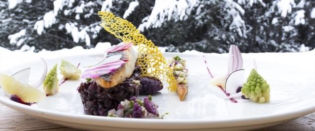 Restaurant Le Rif Briant (Le Pic Blanc****) - Alpe d'Huez