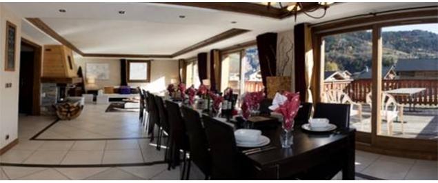 Restaurant Les Cedres (Thermes****) - Brides-les-Bains