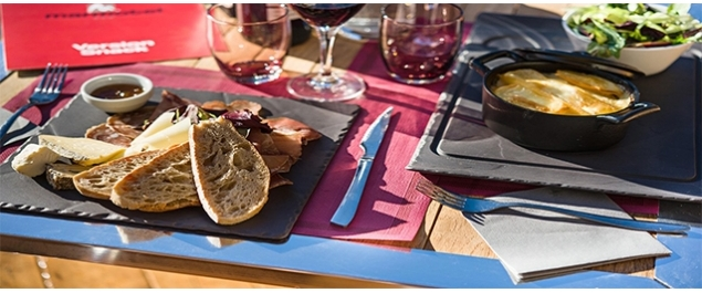 Restaurant Le Refuge (Marmotel ***) - Uvernet-Fours