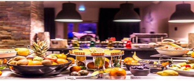 Restaurant L'Aiglon (Le Grand Aigle****) - La Salle-les-Alpes