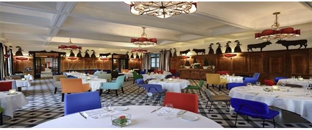 restaurant lou marques jules cesar haute cuisine arles. Black Bedroom Furniture Sets. Home Design Ideas
