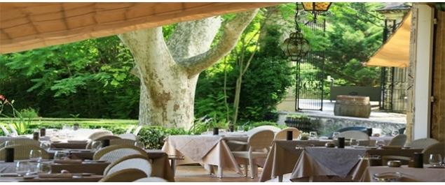 Restaurant Les Voutes (Moulin de Vernegues****) - Mallemort