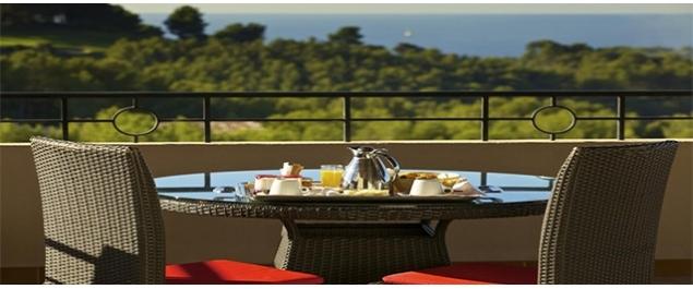 Restaurant La Restanque (Dolce Fregate Provence****) - Saint-Cyr-sur-Mer