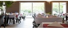 Le Restaurant du Logis Hotel Mas de l'Etoile Méditerranéen AUBAGNE