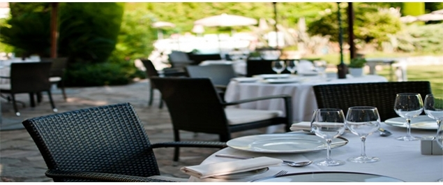 Restaurant Le Jardin (Hotel de Mougins****) - Mougins