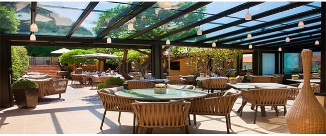 Restaurant Le Patio (La Perouse****) - Nice
