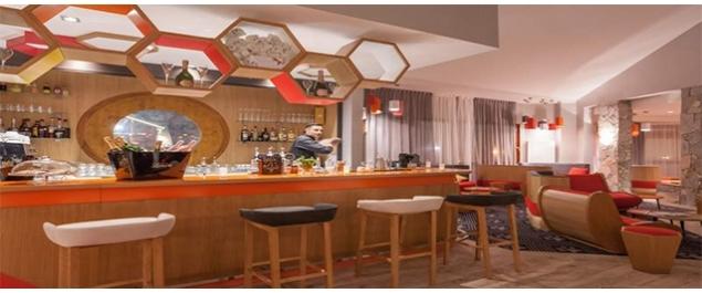 Restaurant Le Restaurant du Royal Ours Blanc**** - Huez
