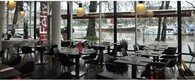Restaurant Brasserie Felix - Nantes