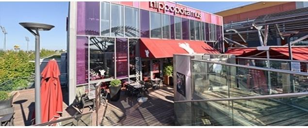 Restaurant Hippopotamus Carré de Soie Traditionnel Vaulx-En-Velin 89d221efc56