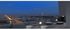 Restaurant Skyline Paris Lounge & Bar (Melia Paris La Defense ****) Traditionnel Courbevoie