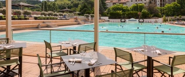 Restaurant Brasserie Lyon Plage (Hôtel Lyon Métropole ****) - Lyon