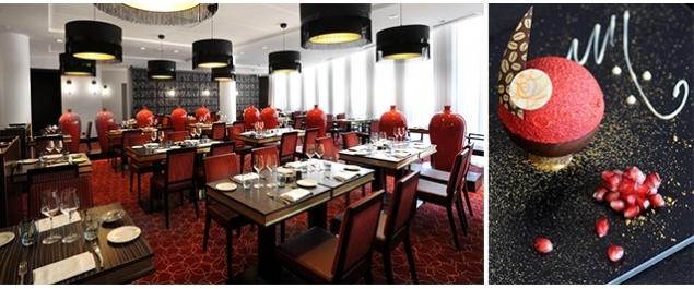 Restaurant Maxens (Crowne Plaza Montpellier Corum ****) - Montpellier