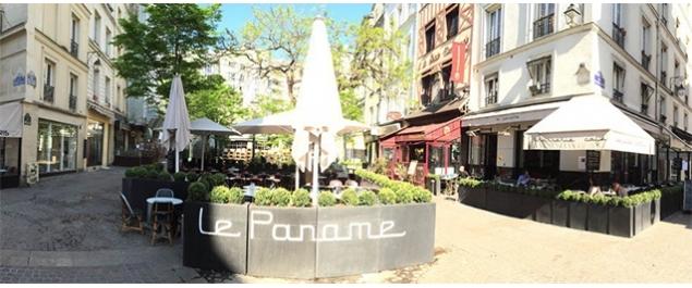 Restaurant Le Paname - Paris