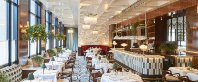 Restaurant Noto Paris - Paris