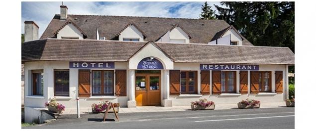 Restaurant Le Restaurant de l'Hôtel La Bonne Etape - Amboise