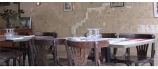 Le Restaurant de l'Hôtel Le Clos Des Rosiers Traditionnel Châtillon