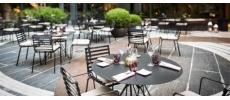 Restaurant Le Jardin Privé (Novotel Paris Les Halles****) Traditionnel Paris