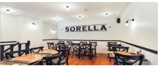 Restaurant Sorella Italien Paris