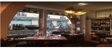 Restaurant Le rouge et le verre Bistrot Paris
