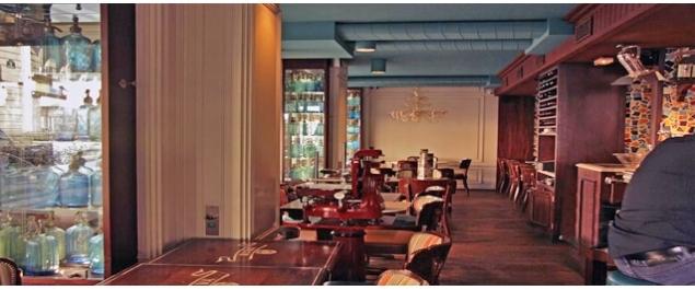 Restaurant Le Riva - Paris