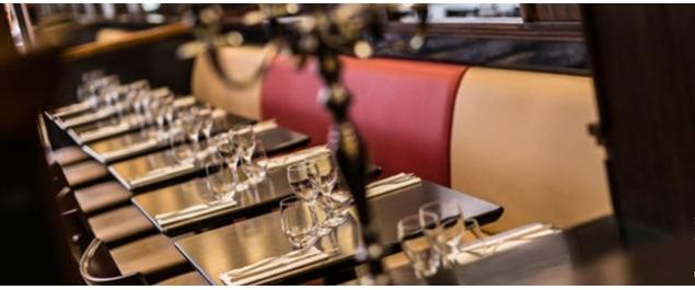 Restaurant Le Select Vignon - PARIS