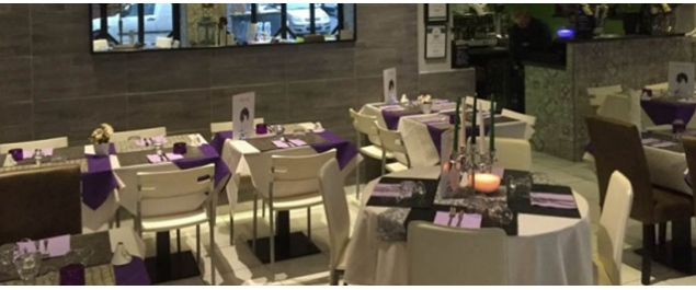Restaurant Davisto - Nice