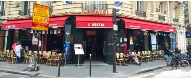 Restaurant L'Oustal - Paris