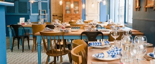 Restaurant Papy Aux Fourneaux - Paris