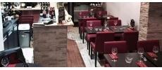 Robe Rouge Traditionnel Paris