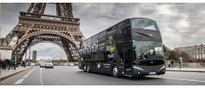 Bus Toqué Traditionnel Paris