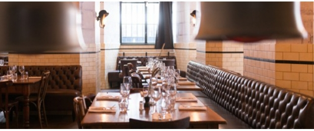 Restaurant Chai Brongniart - PARIS