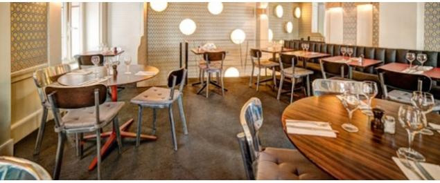 Restaurant La Boetie - Paris