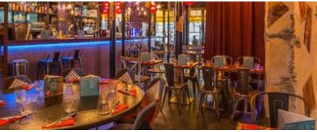 Restaurant Shanghai Pub - Paris