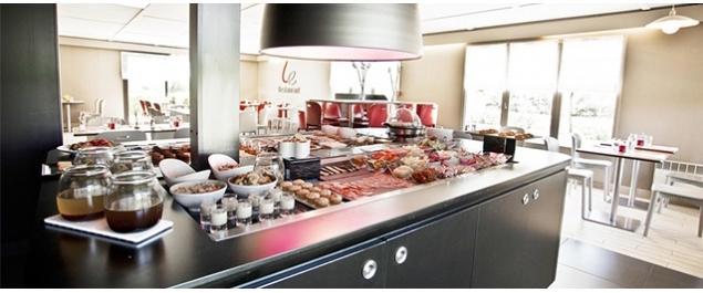 Restaurant Restaurant de l'Hotel Campanile Melun Sud Dammaries-les-lys - Dammarie les Lys
