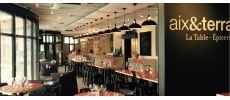 Restaurant Aix et Terra Table Epicerie Traditionnel Valence