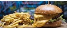 Restaurant B-Boyz Burger Paris