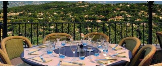 Restaurant L'Amandier de Mougins - Mougins