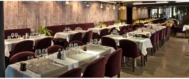 Restaurant Le Gray Paris - Paris