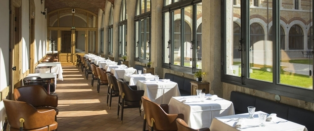 Restaurant Les téléphones (Fourvière Hotel ****) - Lyon